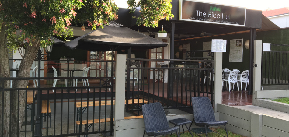 The Rice Hut Vietnamese Bistro - Closed Wednesday 31 October due to family commitments